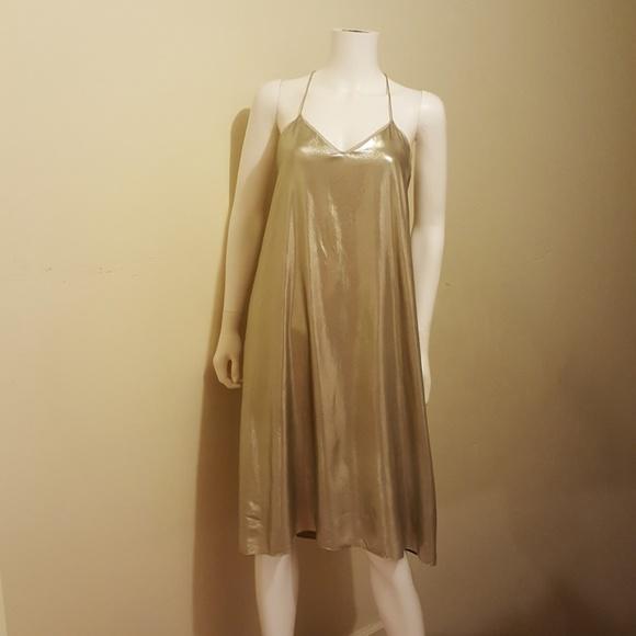Club Monaco Dresses & Skirts - Club Monaco Metallic Shona Dress